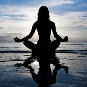 yoga and juice equal peace